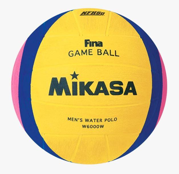 Mikasa W6000W Mens Water Polo Ball