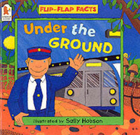 Under The Ground by Sally Hobson image