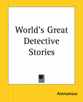 World's Great Detective Stories image