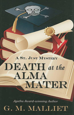 Death at the Alma Mater by G.M. Malliet image