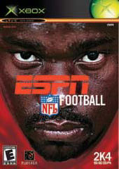 ESPN NFL Football 2K4 for Xbox