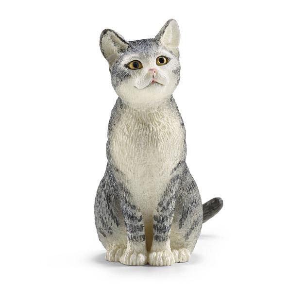 Schleich: Cat Sitting