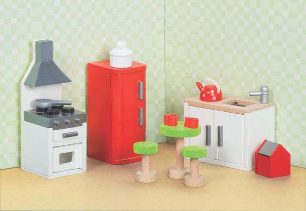 Le Toy Van: Sugar Plum Kitchen Furniture Set