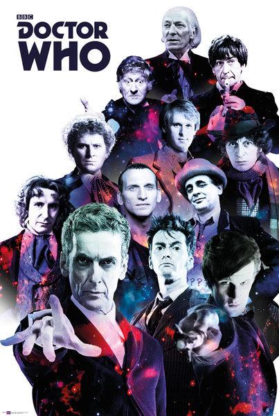 Doctor Who Maxi Poster - Cosmos (414)