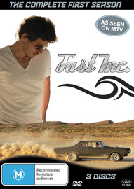 Fast Inc. - Season 1 (3 Disc Set) on DVD