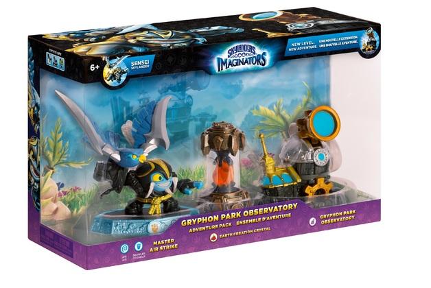 Skylanders Imaginators Adventure Pack Observatory All Formats