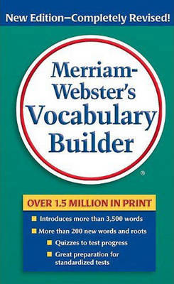 M-W Vocabulary Builder by Merriam-Webster, Inc.