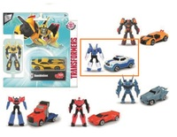 Transformers: Metal Minis Vehicle & Figure Pack (Strongarm)