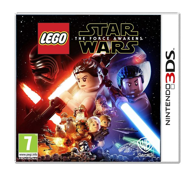 LEGO Star Wars: The Force Awakens for 3DS