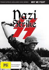 Nazis Strike on DVD image