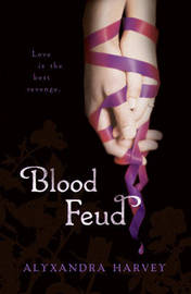 Blood Feud (Drake Chronicles #2) by Alyxandra Harvey image