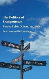 The Politics of Competence by Jane Green