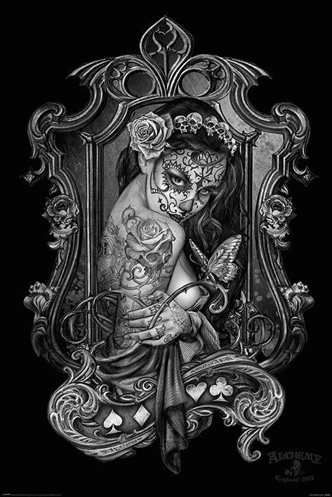 Alchemy Maxi Poster - Widow's Weeds (721)