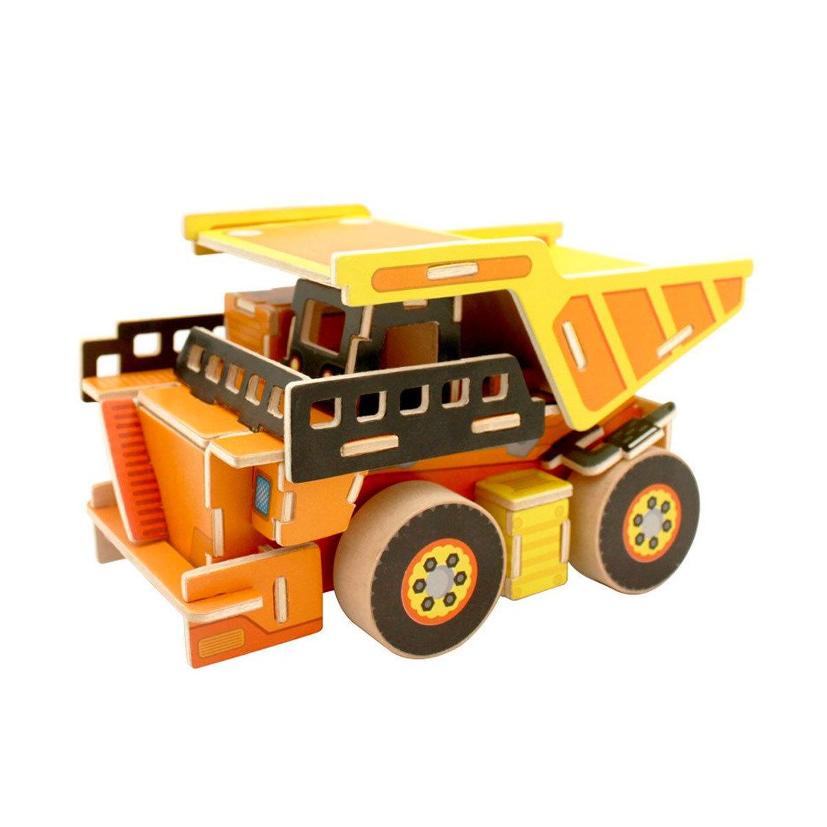 Robotime: Dumper Construction Vehicle image