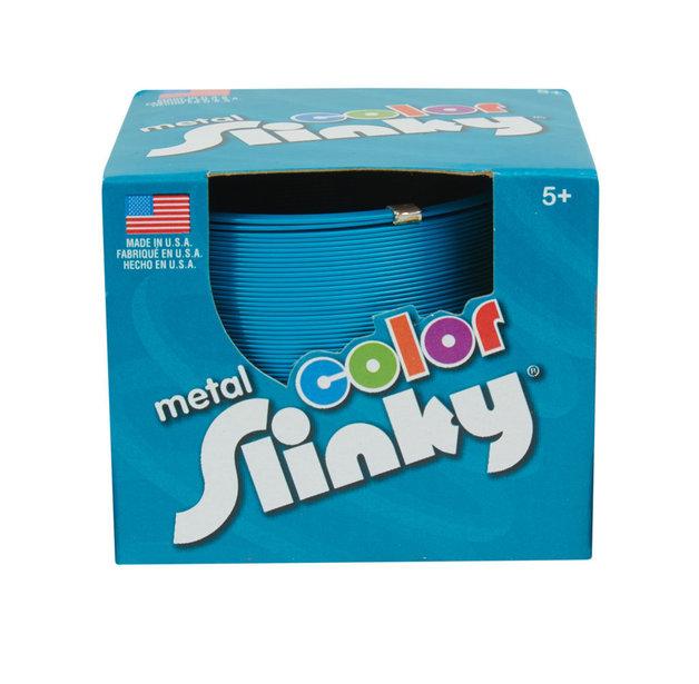 Slinky: Coloured Slinky - Blue