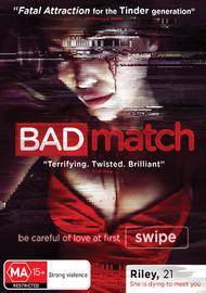 Bad Match on DVD