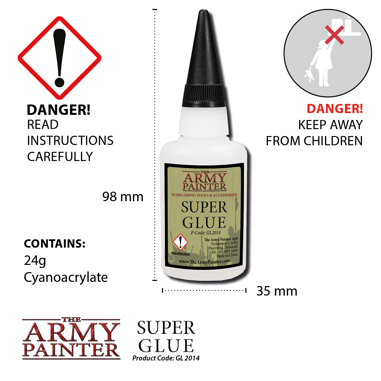 Army Painter Super Glue image