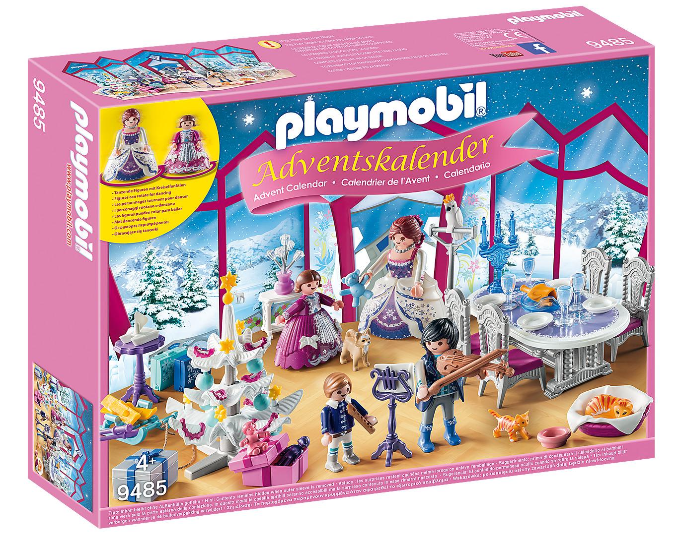 Playmobil: Advent Calendar - Christmas Ball (9485) image