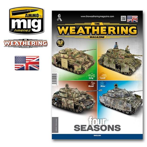 The Weathering Magazine Issue 28: Four Seasons