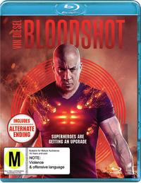 Bloodshot on Blu-ray image