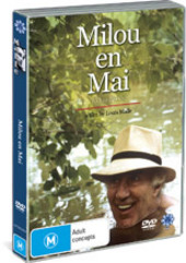 Milou En Mai (May Fools) on DVD