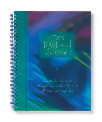 Teen Devotional Journal: A Guided Journal with Thoughts and Scripture Taken from the NIV Teen Devotional Bible