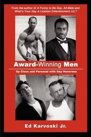 Award-Winning Men by Ed Karvoski image
