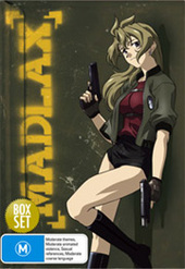 Madlax Complete Collection on DVD