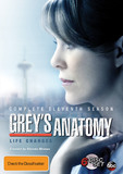 Grey's Anatomy - The Complete Eleventh Season DVD