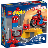 LEGO Duplo: Web-Bike Workshop (10607)