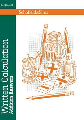 Written Calculation: Addition Answers by Steve Mills image
