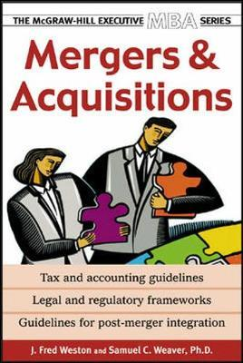 Mergers & Acquisitions by J.Fred Weston image
