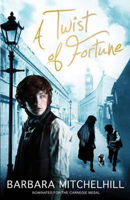 A Twist of Fortune by Barbara Mitchelhill image
