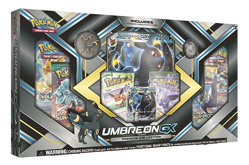 Pokemon TCG Umbreon-GX Premium Collection