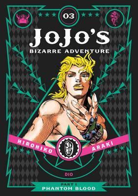 JoJo's Bizarre Adventure: Part 1--Phantom Blood, Vol. 3 by Hirohiko Araki