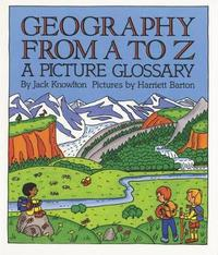 Geography from A to Z by Jack Knowlton