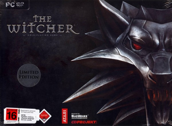 The Witcher Collector's Edition for PC Games image