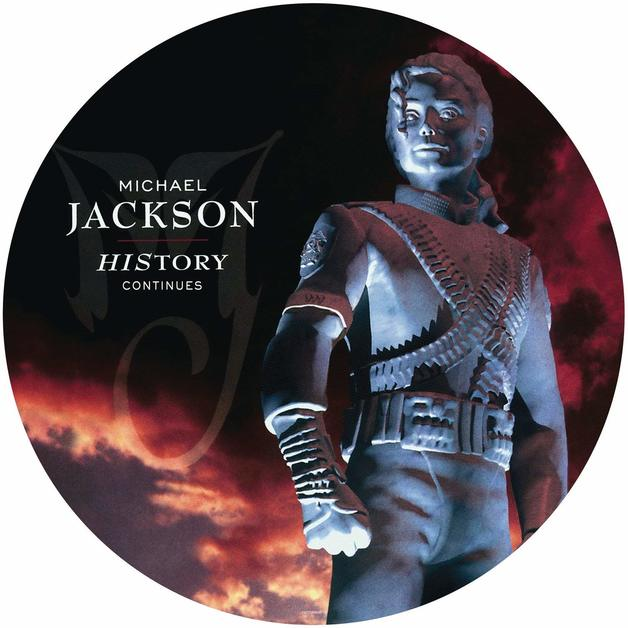 HIStory: Continues by Michael Jackson