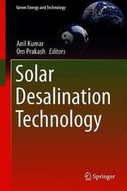 Solar Desalination Technology