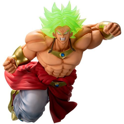 Dragon Ball: Super Saiyan Broly '93 - PVC Figure