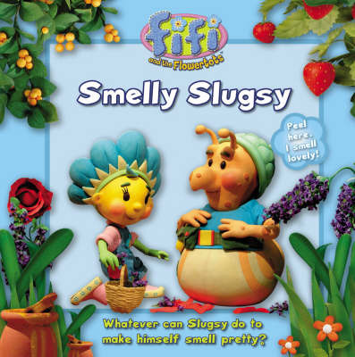 Smelly Slugsy: Read-to-Me Scented Storybook image