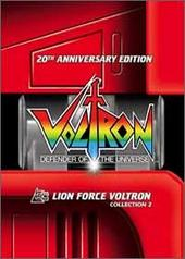 Voltron: Defender Of The Universe - Collection 2 (3 Disc Box Set) on DVD