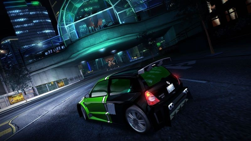 Need for Speed Carbon for Xbox 360 image