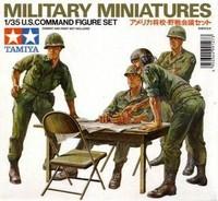 Tamiya US Command Field Meeting 1:35 Model Kit