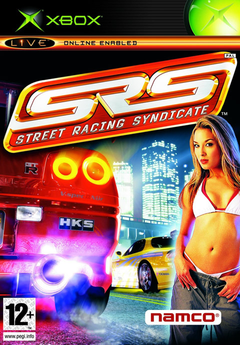 Street Racing Syndicate for Xbox