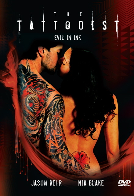 The Tattooist on DVD
