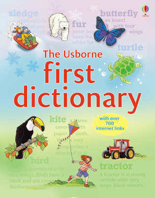 First Dictionary by Jane M Bingham
