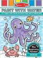 Melissa & Doug: Ocean Paint With Water Kids' Art Pad