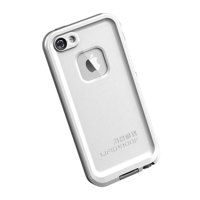 White Lifeproof Case Iphone