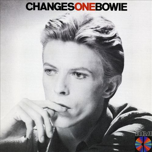 Changesonebowie by David Bowie image